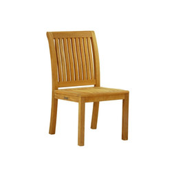 Chelsea Dining Side Chair | Sièges de jardin | Kingsley Bate