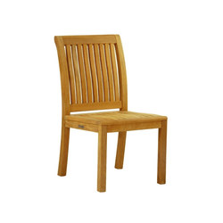 Chelsea Dining Side Chair | Garden chairs | Kingsley Bate