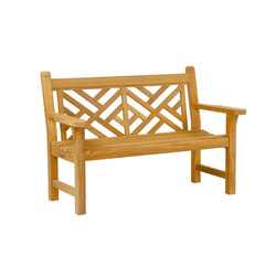 Chippendale Bench | Bancos | Kingsley Bate