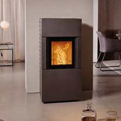 Percy / Percy light | Pellet burning stoves | Austroflamm