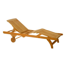 Classic Chaise | Sun loungers | Kingsley Bate