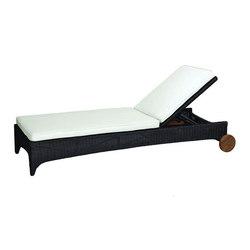 Culebra Chaise | Sun loungers | Kingsley Bate