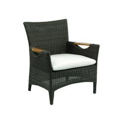 Culebra Club Chair | Sillones de jardín | Kingsley Bate
