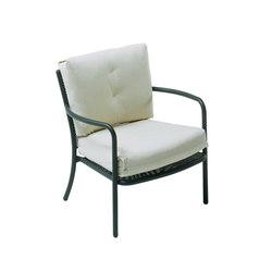 Podio Lounge | Garden armchairs | emuamericas