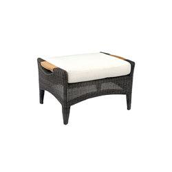 Culebra Club Ottoman | Garden stools | Kingsley Bate