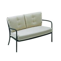 Podio Lounge Loveseat | Garden sofas | emuamericas