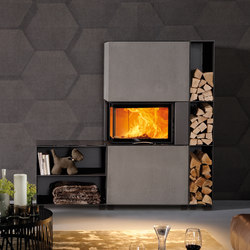 Sam | Wood burning stoves | Austroflamm