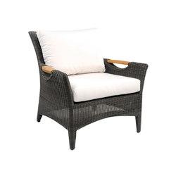 Culebra Lounge Chair | Garden armchairs | Kingsley Bate
