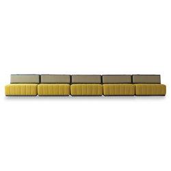 1725 modular bench | Sofas | Tecni Nova