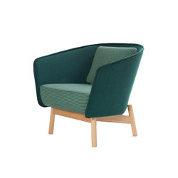 Aura Wood | Lounge chairs | Inno