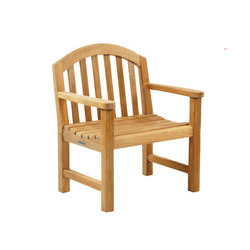 Derby Garden Armchair | Garden chairs | Kingsley Bate