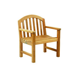 Derby Garden Armchair | Garden chairs | Kingsley Bate