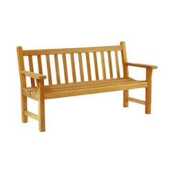 Dunbarton Bench | Bancos de jardín | Kingsley Bate
