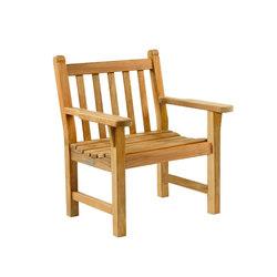 Dunbarton Garden Armchair | Gartenstühle | Kingsley Bate