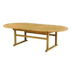 "Essex 100"" Oval Extension Table 