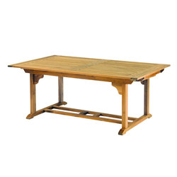 "Essex 106"" Rectangular Extension Table 