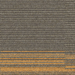 Off Line Sage Canary | Carpet tiles | Interface USA