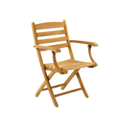 Gearhart Folding Armchair | Sillas | Kingsley Bate