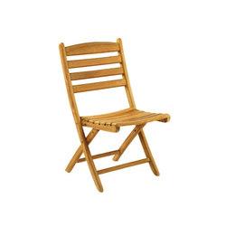 Gearhart Folding Side Chair | Sedie da giardino | Kingsley Bate