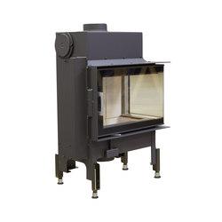 63x40x42K | Fireplace inserts | Austroflamm