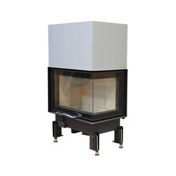 63x40x42S | Chimineas insertables | Austroflamm