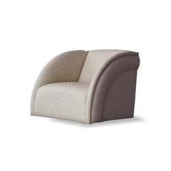 Bristol armchair lounge chairs from baleri italia for Canape cactus sofa