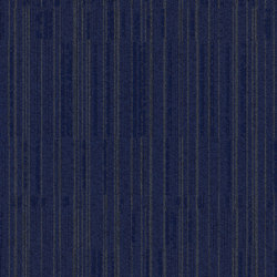 Palindrome Indigo | Carpet tiles | Interface USA
