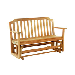 Glider | Garden benches | Kingsley-Bate