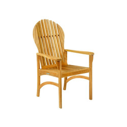 Hampton Dining Chair | Sièges de jardin | Kingsley Bate