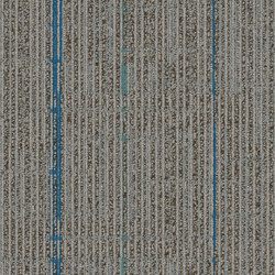 Sidetrack Pearl Gray | Carpet tiles | Interface USA