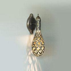 Floral Sconce - LED Wall Sconce | Iluminación general | Martin Pierce Hardware