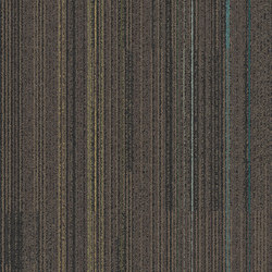 Straight Edge Brown | Carpet tiles | Interface USA