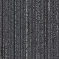Straight Edge Charcoal | Carpet tiles | Interface USA