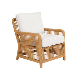 Havana Lounge Chair | Garden armchairs | Kingsley Bate