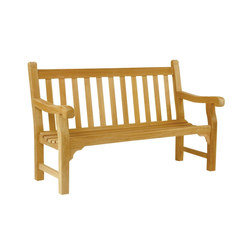 Hyde Park Bench | Garden benches | Kingsley Bate