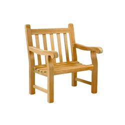 Hyde Park Garden Armchair | Garden chairs | Kingsley Bate