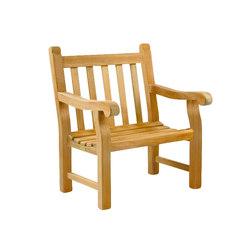 Hyde Park Garden Armchair | Sillas | Kingsley Bate