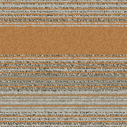 Street Smart Back Street Naranja | Carpet tiles | Interface USA