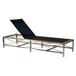 Ibiza Chaise | Liegestühle | Kingsley Bate