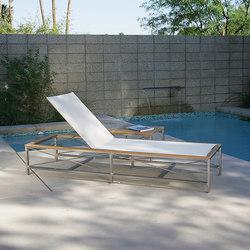 Ibiza Chaise | Sun loungers | Kingsley Bate