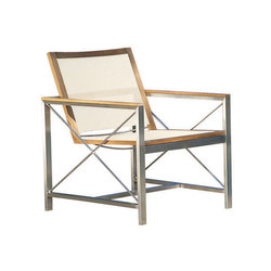 Ibiza Club Chair | Gartenstühle | Kingsley Bate