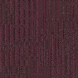 Syncopation Boysenberry | Carpet tiles | Interface USA