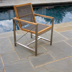 Ibiza Dining Chair | Garden chairs | Kingsley Bate