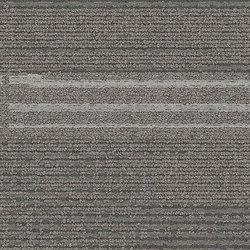 Trio Gray Stone | Quadrotte / Tessili modulari | Interface USA