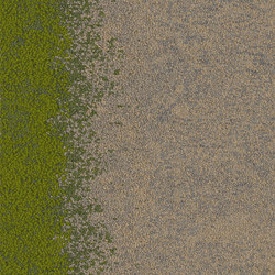 Urban Retreat UR101 Flax Grass | Dalles de moquette | Interface USA