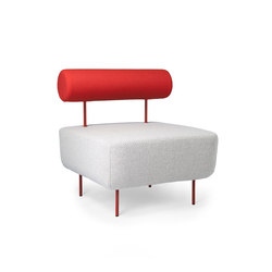 Hoff | Armchair medium | Poltrone lounge | Petite Friture