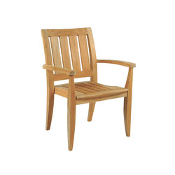 Ipanema Dining Armchair | Gartenstühle | Kingsley Bate