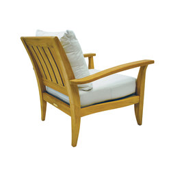 Ipanema Lounge Chair | Poltrone da giardino | Kingsley Bate