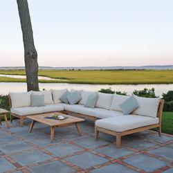 Ipanema Sectional | Gartensofas | Kingsley Bate