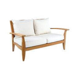 Ipanema Settee | Sofás de jardín | Kingsley Bate
